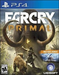 Farcry Primal PS4 North Adelaide Adelaide City Preview