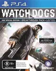 PS4 watchdog watchdog Bonus Edition game for Sony Playstation 4 Parramatta Parramatta Area Preview