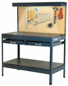 Mastercraft Work Bench with Vise