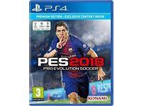 ProEvolution Soccer 2018-PS4