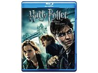 BRAND NEW!! Harry Potter Deathly Hallows 1 & 2 Blue-ray