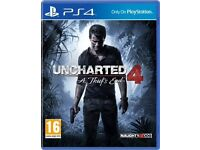 Uncharted 4: A thiefs end (PS4 2016) Pick up only L11