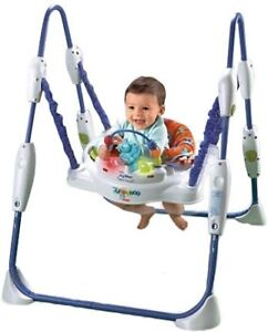 Fisher-Price Jump for Lights and Music Jumperoo