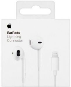 Apple lightning connector ear buds new in box