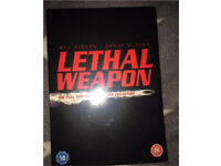 Lethal Weapon 1,2,3 &4 Box Set