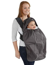 Chicco Baby Carrier with FREE rain cover included,excellent condition, collection from Langley Moor.