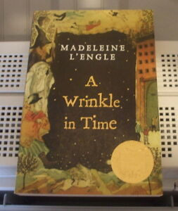 A Wrinkle in Time de Madelaine L'Engle (In english)