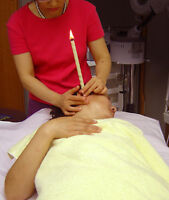 essential ear candle,manicure,pedicure,waxing.