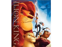 The Lion king (Diamond edition) NEW sealed