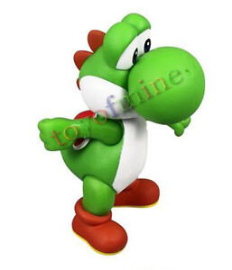 5-Super-Mario-Bros-YOSHI-Poseable-Figure-Doll-Green