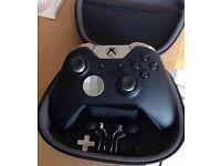 Xbox Elite controller Swap for scuf PS4 controller