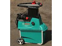 Bosch Electric Wood Chipper/Shredder AXT 25 TC