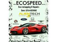 ES Tuning. Ecu Remapping Repairs reprogram immo dtc dpf egr Audi Ford Vauxhall Mercedes BMW etc