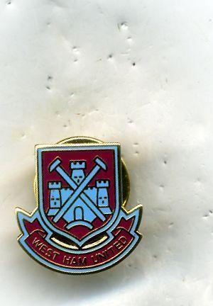 West Ham Badges   eBay
