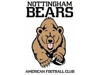 Nottingham Bears American Flag Football- new players wanted