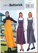 A Line Dress Sewing Pattern