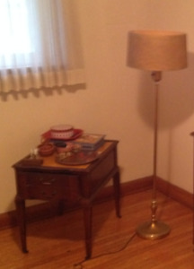Estate Sale: Early 20th century side table