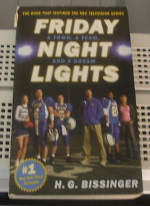 Friday Night Lights by H.G. Bissinger (in english)