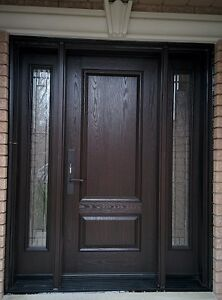 Fiberglass exterior Entry Door Replacement 2