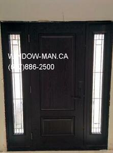 Door Exterior Fiberglass Entry Replacement  No middle man