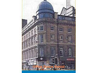 ** Union Street - Central Glasgow (G1) Serviced Office Space to Let