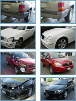 ALL BUMPER REPAIRS STARTING FROM $129.00 CALL NOW SUMMER SPECIAL