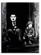 Charlie Chaplin Canvas