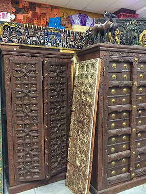 Indian Antique Style Rustic Furniture Ebay