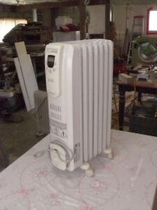 NOMA 1500 Watt Oil Filled Heater