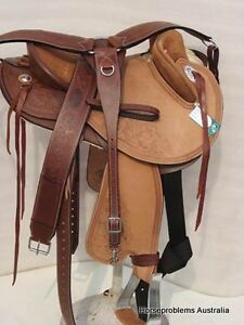 AUSTRALIAN SADDLES, TACK, BITS, TRAINING AIDS, DVD, ROPE Kingston Kingston Area image 1