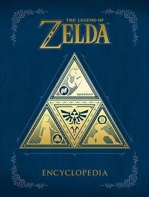 Legend of Zelda Encyclopedia, Hardcover by Nintendo (COR); White, Keaton C. (...