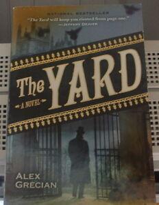 The Yard by Alex Grecian (in english)