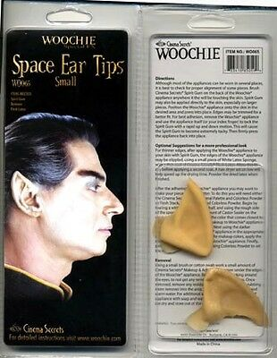 Classic Star Trek Costume (Classic Star Trek Spock Ear Tips- Costume/Make-Up)