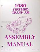 1978 Firebird