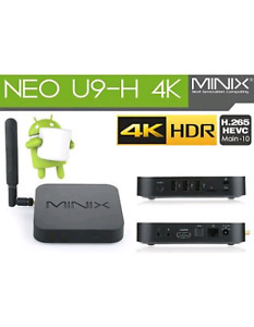 Top brand  Minix neo U9H octocore Android tv box