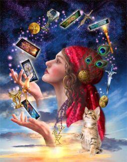 Tarot reader, Clairaudient, Psychic readings Glen Waverley Monash Area Preview