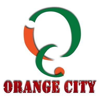 orange city fashion