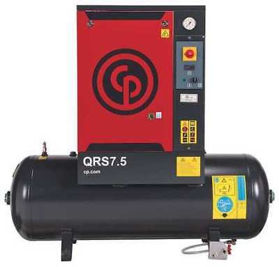 Chicago Pneumatic Qrs 7.5 Hp Rotary Screw Air Compressor7.5hp1ph