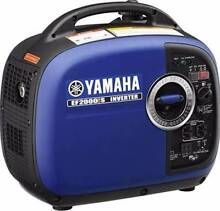 Yamaha EF2000iS 2kVA 4-Stroke Petrol Powered Inverter Silent Gene Cranbourne North Casey Area Preview