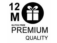 12 Months Gift Amiko Openbox Dreambox Zgemma Libertview
