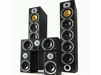 Beng v9b 5 speaker system