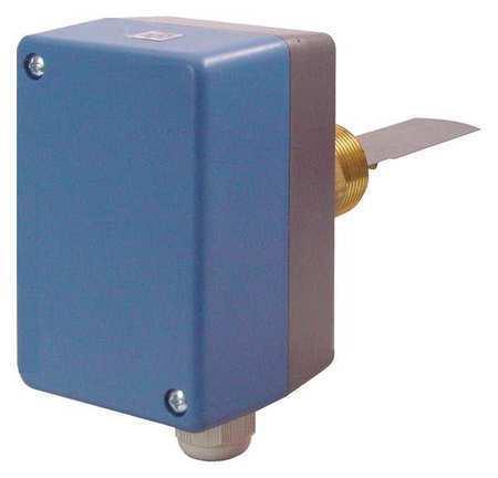 "SIEMENS QVE1900U 1"" MNPT SPDT Liquid Flow Switch 24VDC"