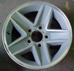 Muscle car wheels