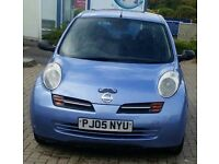 Nissan Micra (2005) 5 Door, 1.2 Manual