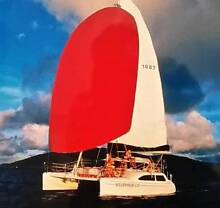 Seawind 1000 four cabin 8 to 10 berth Sailing Catamaran Manly Brisbane South East Preview
