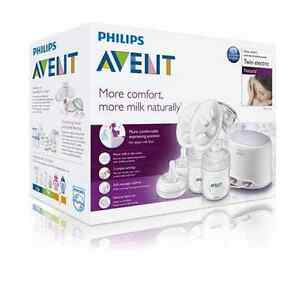 NEW - Philips AVENT Double Electric Breast Pump