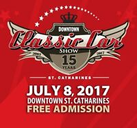 15th Annual Downtown Classic Car Show