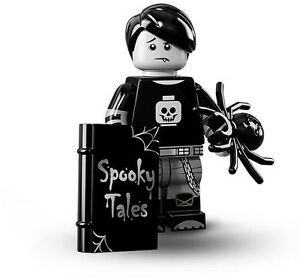 Collectable Minifigures series: Ice Queen and Spooky Boy