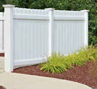 What is the difference between one yard and two yards: A FENCE