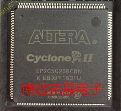 1pcs Ep2c5q208i8n Ic Cyclone Ii Fpga 5k 208-pqfp Ep2c Ep2c5
